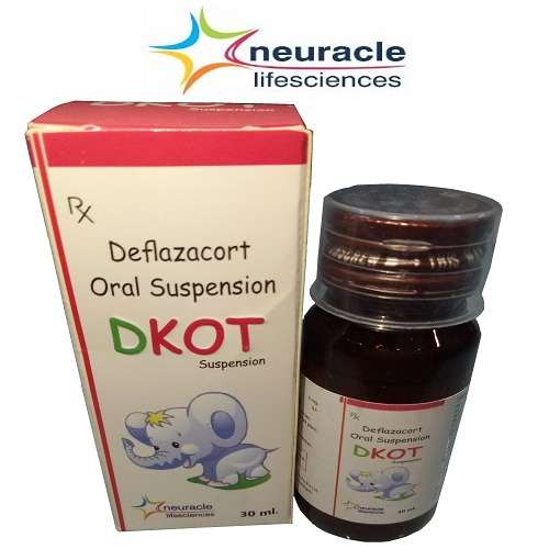 Deflazacort Oral Suspension