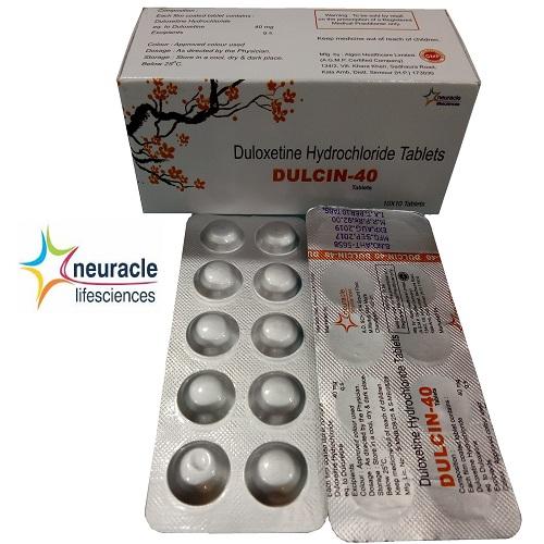 Duloxetine 40 mg tab