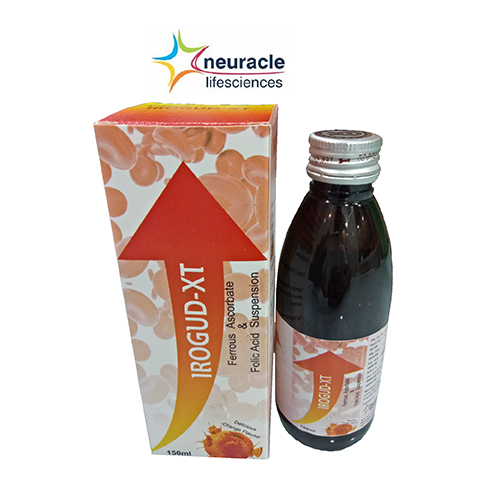 Ferrous Ascorbate + Folic Acid Suspension