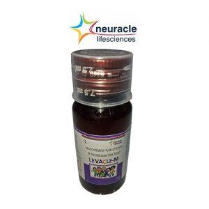 Levocetirizine + Montelukast syrup