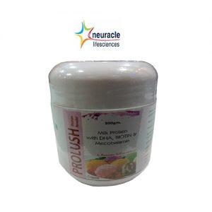 Protien powder (Milk protien with DHA, Biotin & Mecobalamin)