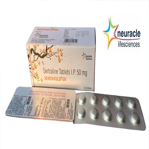 Sertraline 50 mg tab