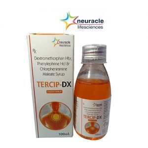 Dextromethorphan + Chlorpheniramine + Phenylephrine