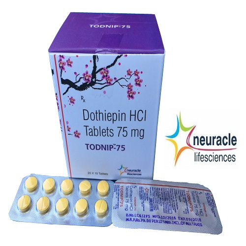 Dothiepin 75 mg tab