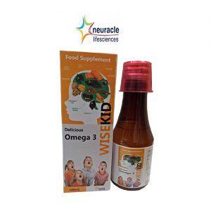 Brain Tonic Omega 3 Fatty Acids