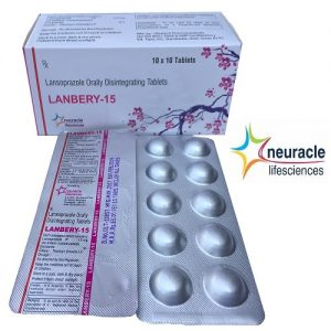 Lansoprazole 15 mg (Mouth Disolving) tab
