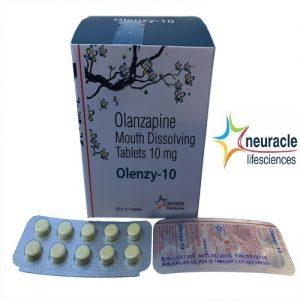 Olanzapine 5 mg tab