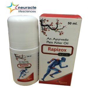 An Ayurvedic Pain Killer Oil (Roll On)