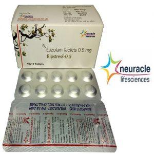Etizolam 0.5 mg tab