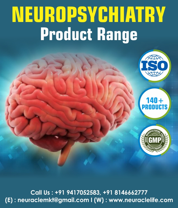 Neuropsychiatry Medicines Manufacturer in Baddi